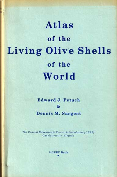 Atlas of the Living Olive Shells