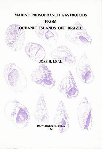 Marine Prosobranch Gastropods from Oceanic Islands off Brazil