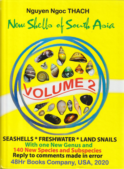 New Shells of South Asia  # 2