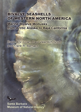 Bivalve Seashells of Western North America