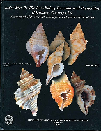 Indo-West Pacific Ranellidae, Bursidae, and Personidae