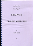 An Index for Philippine Marine Mollusks