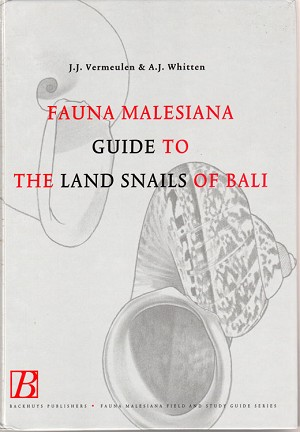 Fauna Malesiana - The Guide to the Land Snails of Bali
