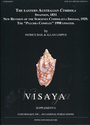 Eastern Australian Cymbiola Revision Of The Subgenus